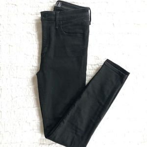 Abercrombie Simone High-Rise Skinny Jeans